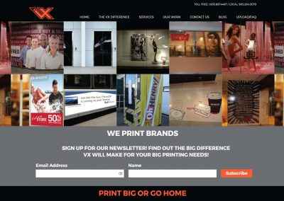Large Format Printing Toronto - Printing Services Toronto - Wide Format